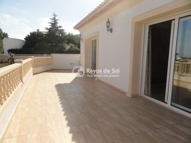 Villa  in Calpe, Costa Blanca North (2590) - 20
