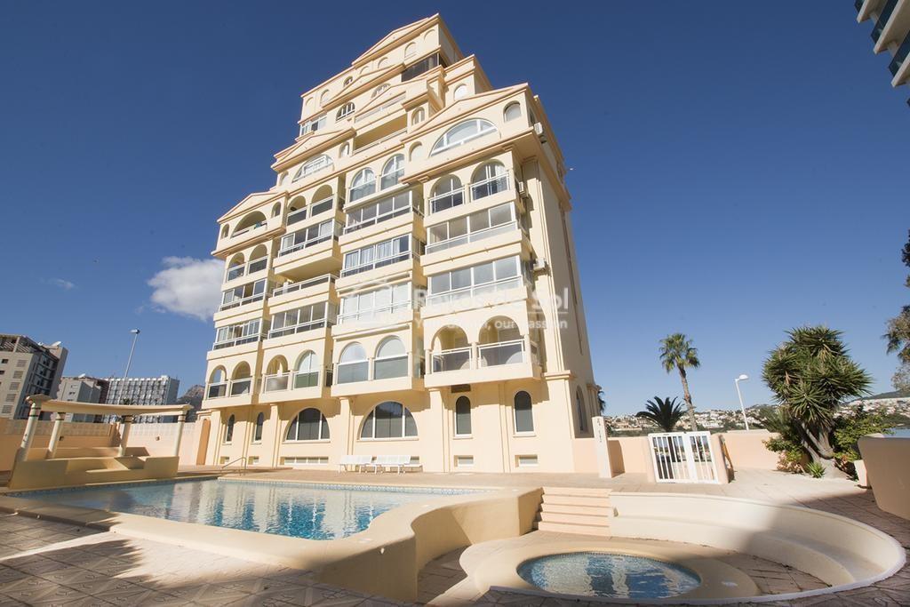 Apartment  in Calpe, Costa Blanca North (2571) - 1