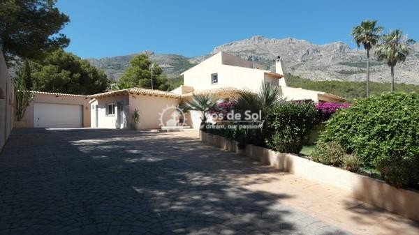 Villa  in Altea, Costa Blanca (2548) - 5