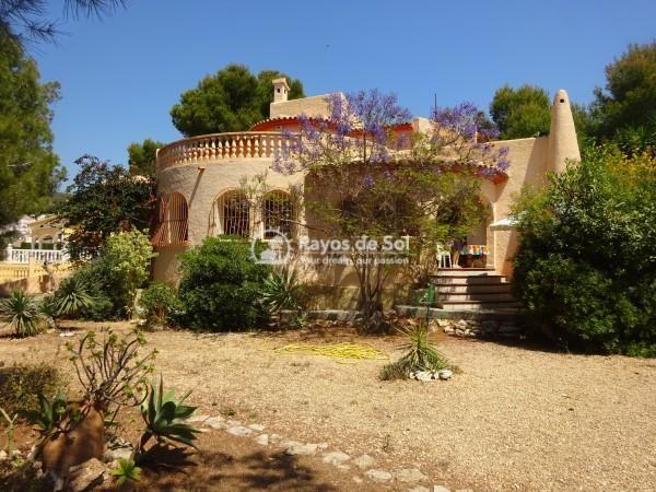 Villa  in Calpe, Costa Blanca North (2531) - 2