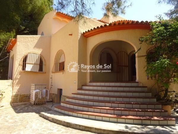 Villa  in Calpe, Costa Blanca North (2531) - 1