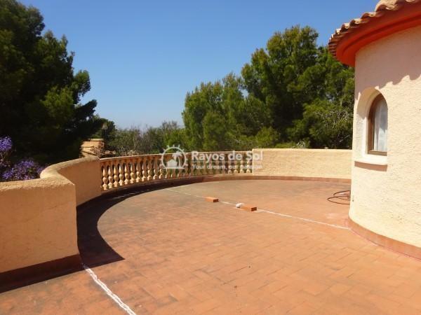 Villa  in Calpe, Costa Blanca North (2531) - 13