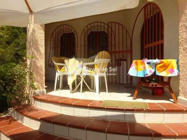 Villa  in Calpe, Costa Blanca North (2531) - 14