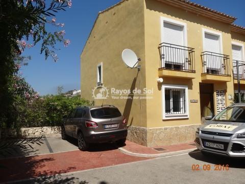 Apartment  in Calpe, Costa Blanca North (2519) - 1