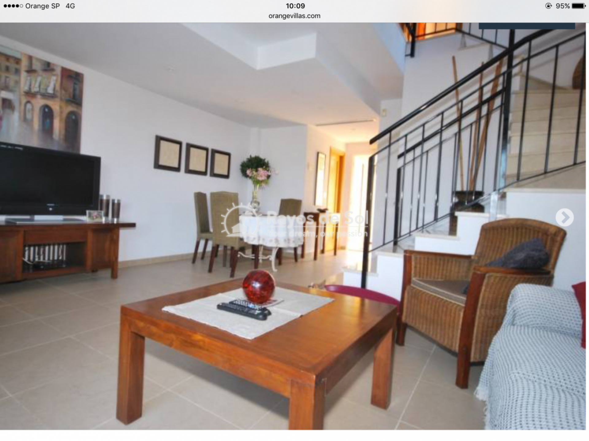 Apartment  in Calpe, Costa Blanca North (2519) - 14