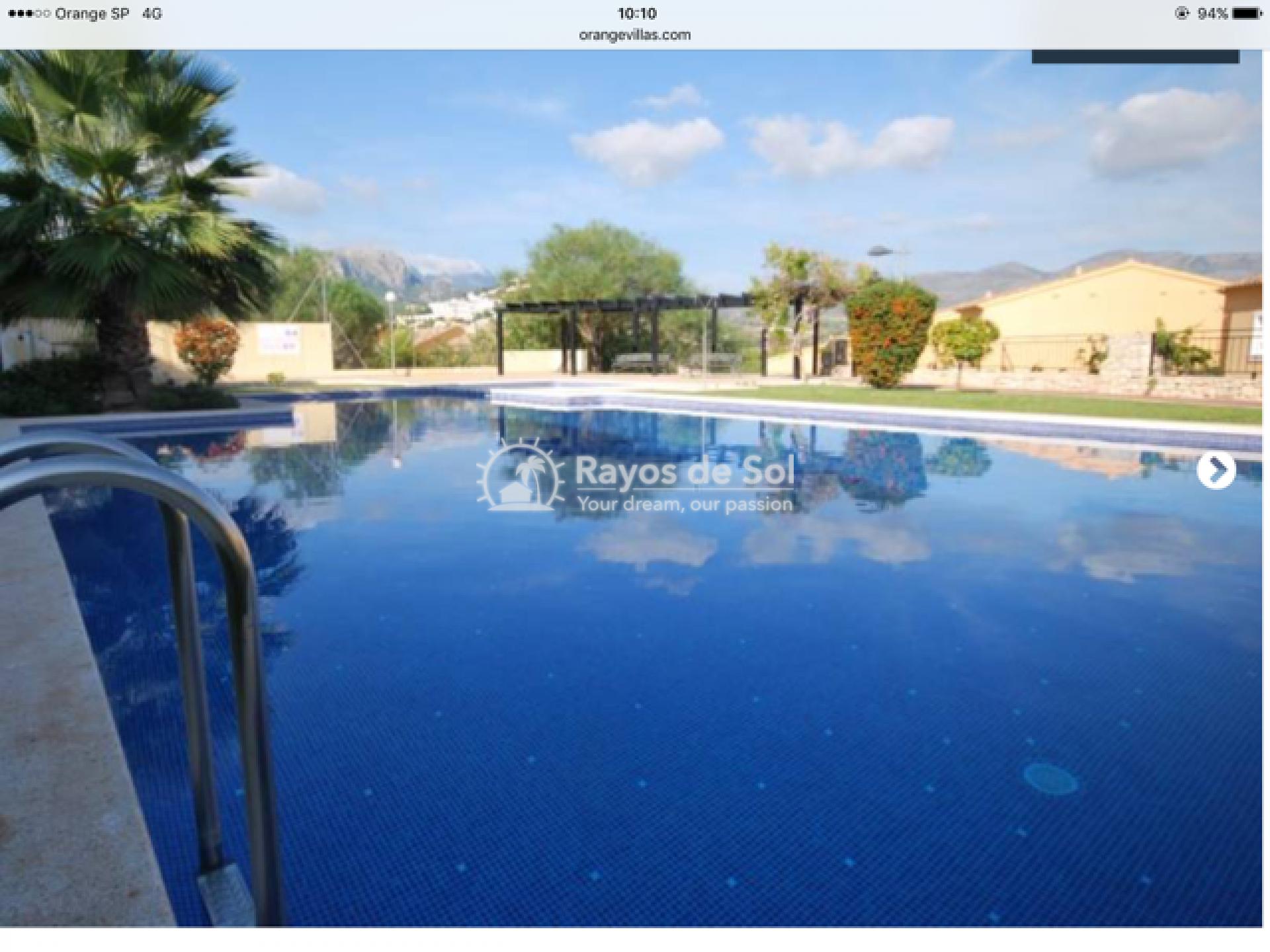 Apartment  in Calpe, Costa Blanca North (2519) - 16