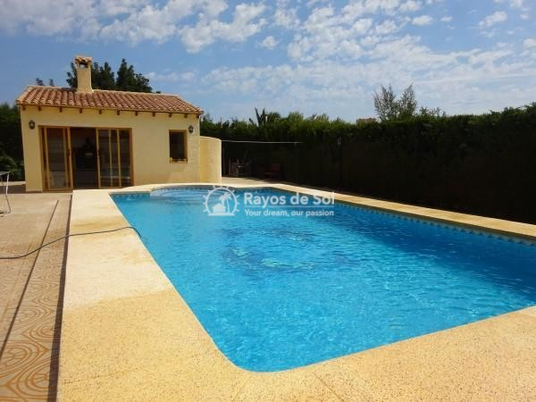 Villa  in Calpe, Costa Blanca North (2520) - 2