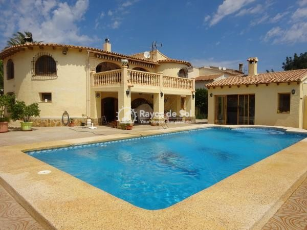 Villa  in Calpe, Costa Blanca North (2520) - 1