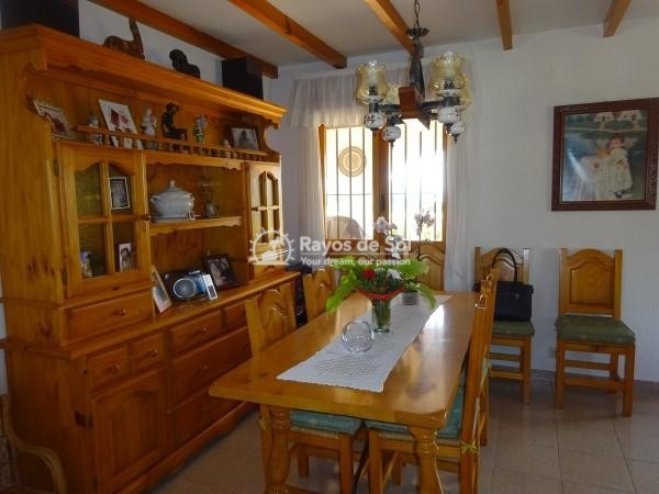 Villa  in Calpe, Costa Blanca North (2520) - 12