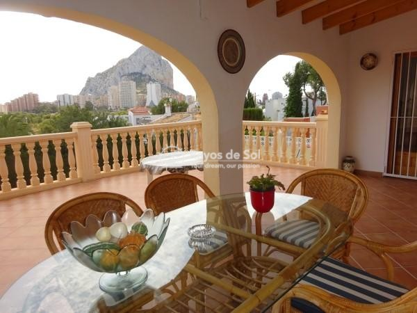 Villa  in Calpe, Costa Blanca North (2520) - 15