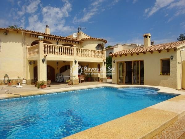 Villa  in Calpe, Costa Blanca North (2520) - 8