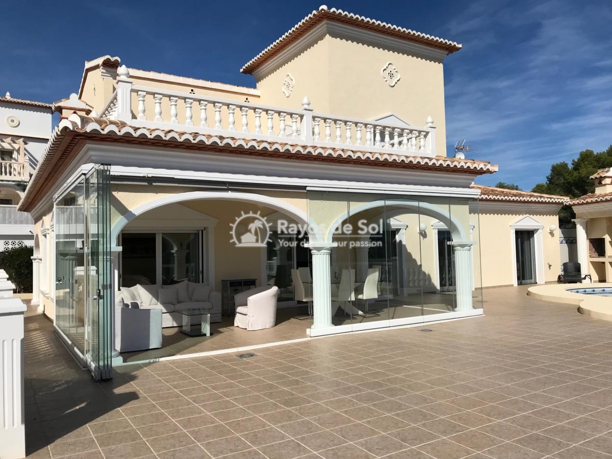 Villa  in Calpe, Costa Blanca North (2501) - 2
