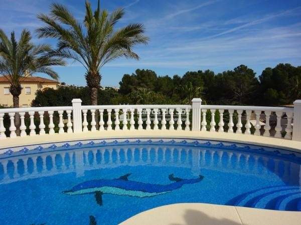 Villa  in Calpe, Costa Blanca North (2501) - 3