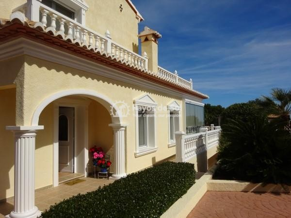 Villa  in Calpe, Costa Blanca North (2501) - 5