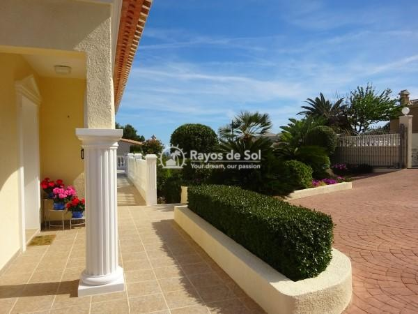 Villa  in Calpe, Costa Blanca North (2501) - 22