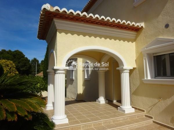 Villa  in Calpe, Costa Blanca North (2501) - 21