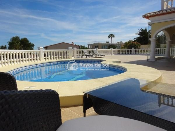 Villa  in Calpe, Costa Blanca North (2501) - 19
