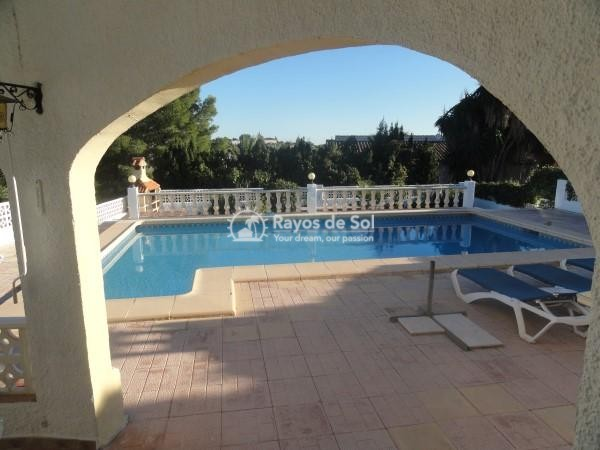 Villa  in Calpe, Costa Blanca North (2447) - 11