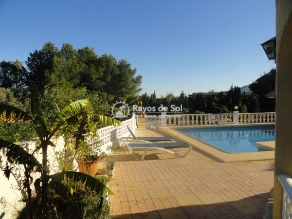 Villa  in Calpe, Costa Blanca North (2447) - 6