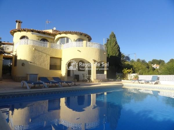 Villa  in Calpe, Costa Blanca North (2447) - 9