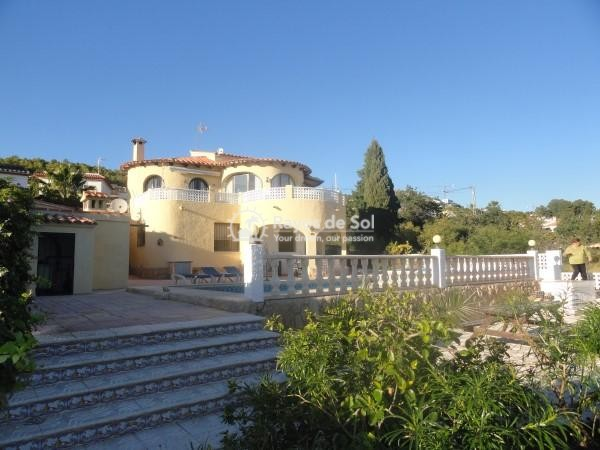 Villa  in Calpe, Costa Blanca North (2447) - 8