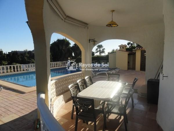 Villa  in Calpe, Costa Blanca North (2447) - 5