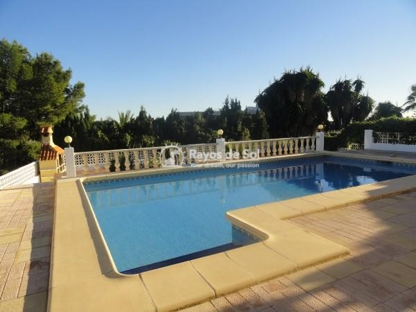 Villa  in Calpe, Costa Blanca North (2447) - 2