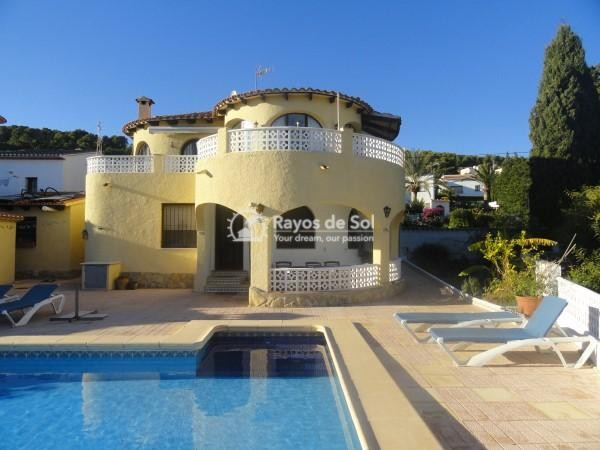 Villa  in Calpe, Costa Blanca North (2447) - 1
