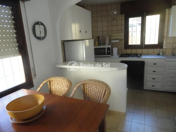Villa  in Calpe, Costa Blanca North (2447) - 15