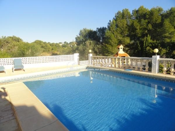 Villa  in Calpe, Costa Blanca North (2447) - 35