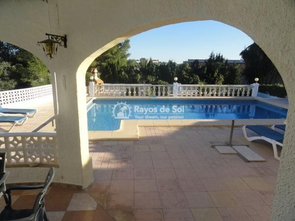 Villa  in Calpe, Costa Blanca North (2447) - 32