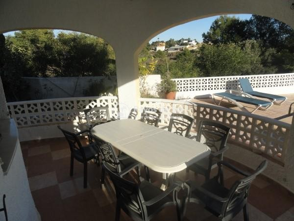 Villa  in Calpe, Costa Blanca North (2447) - 33