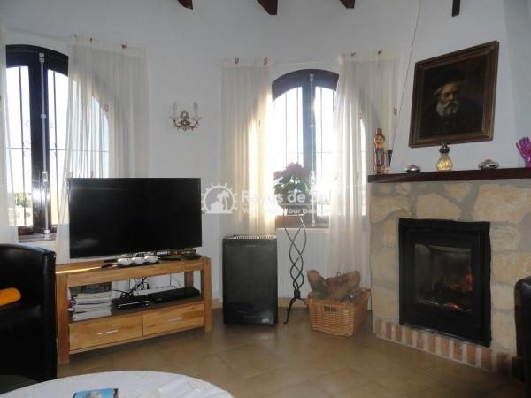 Villa  in Calpe, Costa Blanca North (2447) - 49