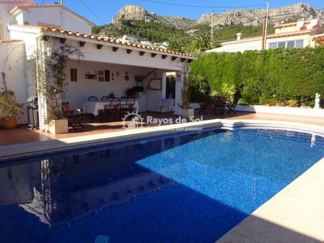 Villa  in Calpe, Costa Blanca North (2437) - 1