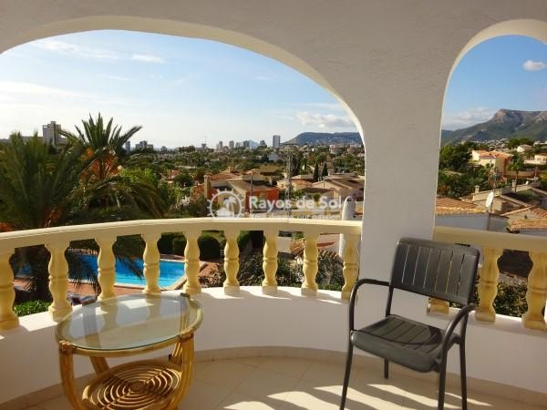 Villa  in Calpe, Costa Blanca North (2403) - 6
