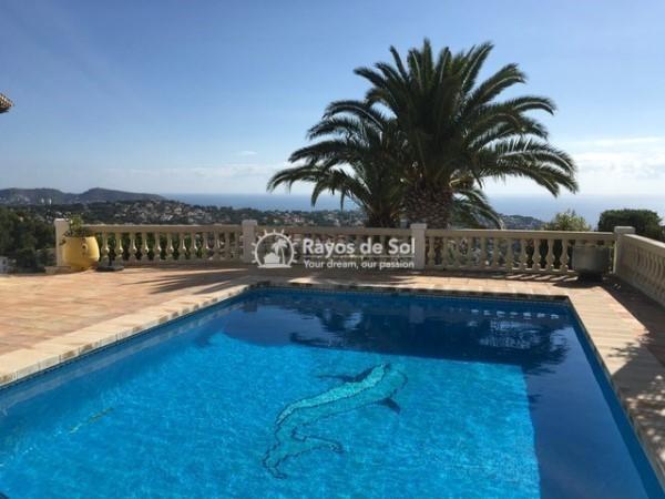 Villa  in Benissa, Costa Blanca (2392) - 4