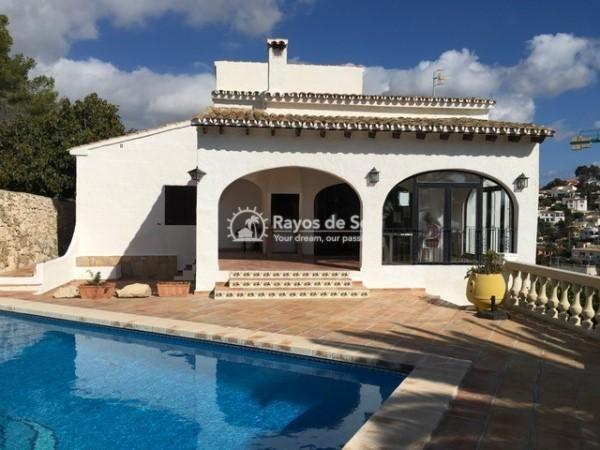 Villa  in Benissa, Costa Blanca (2392) - 1