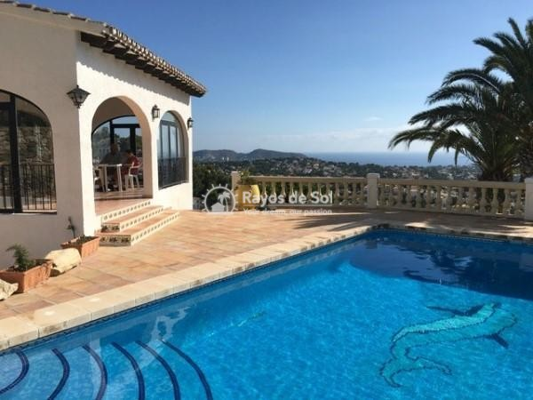 Villa  in Benissa, Costa Blanca (2392) - 2