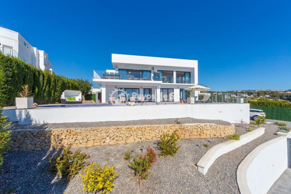 Villa  in Benissa, Costa Blanca (2327) - 8