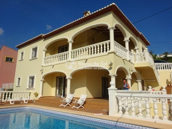 Villa  in Orba, Costa Blanca North (2297) - 1