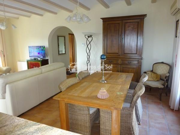 Villa  in Orba, Costa Blanca North (2297) - 5