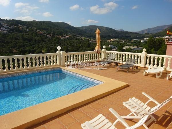 Villa  in Orba, Costa Blanca North (2297) - 2