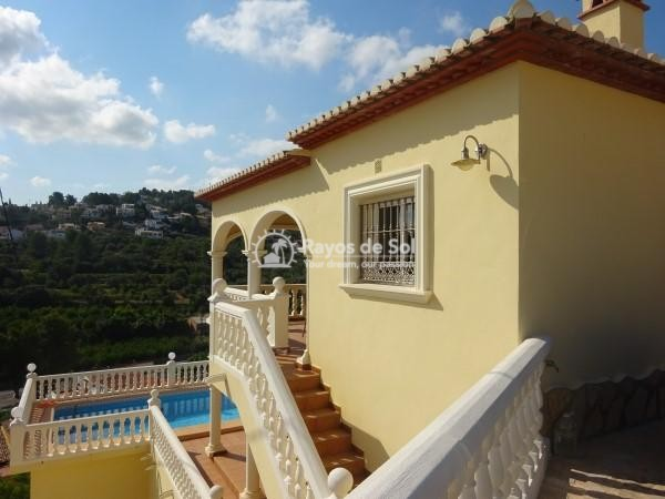 Villa  in Orba, Costa Blanca North (2297) - 28