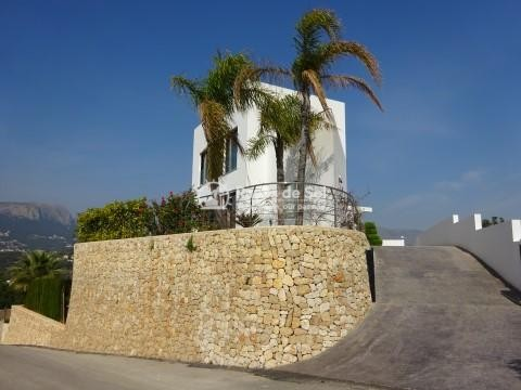 Villa  in Calpe, Costa Blanca North (2236) - 1