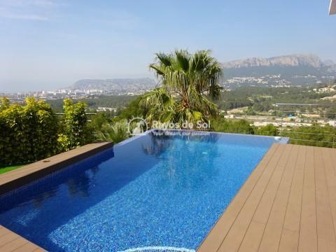 Villa  in Calpe, Costa Blanca North (2236) - 4
