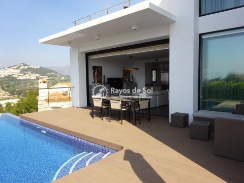 Villa  in Calpe, Costa Blanca North (2236) - 36