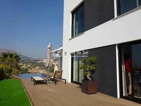 Villa  in Calpe, Costa Blanca North (2236) - 38