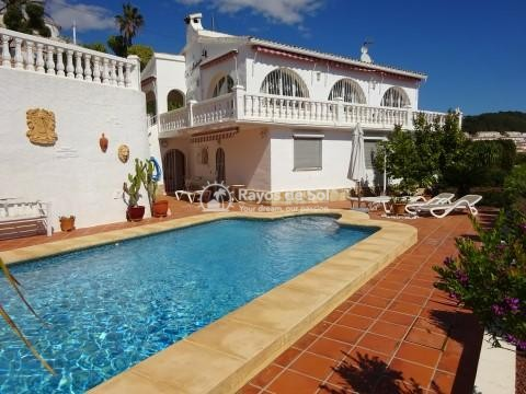 Villa  in Calpe, Costa Blanca North (2187) - 2