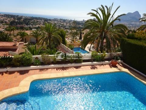 Villa  in Calpe, Costa Blanca North (2187) - 3