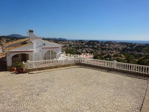 Villa  in Calpe, Costa Blanca North (2187) - 4